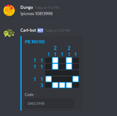 Carl Bot Dashboard